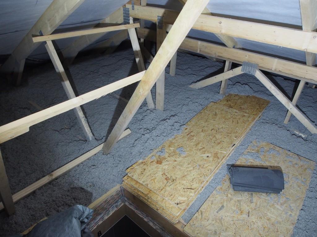 kw 17 d mmung der og decke pia und julian bauen mit suckf ll ein energiesparhaus. Black Bedroom Furniture Sets. Home Design Ideas